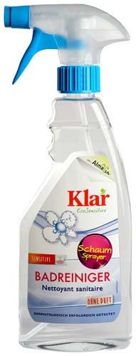 Solutie pentru curatat baia cu pulverizator 0