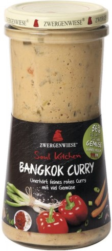 Sos BIO Bangkok curry FARA GLUTEN 0