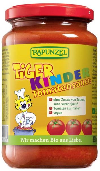 Sos bio de tomate Tiger 0