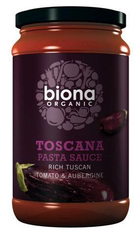 Sos Toscana pentru paste bio 350g 0