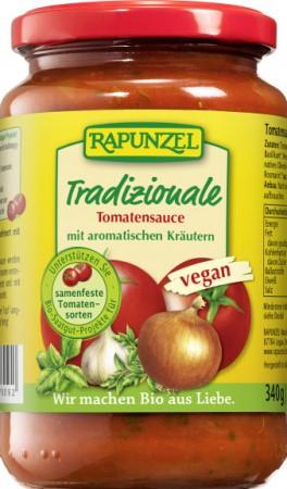 Sos vegan de tomate Traditional 0
