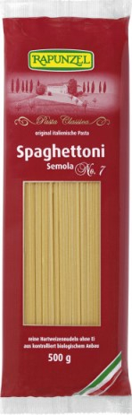 Spagettoni bio semola Nr.7 [0]