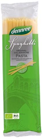Spaghete din grau dur bio 0