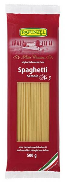 Spaghetti bio semola [0]