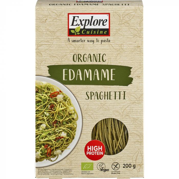 Spaghetti din edamame bio fara gluten [0]