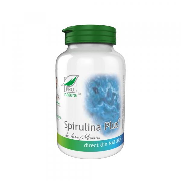 Spirulina Plus, 200 capsule, Medica [0]