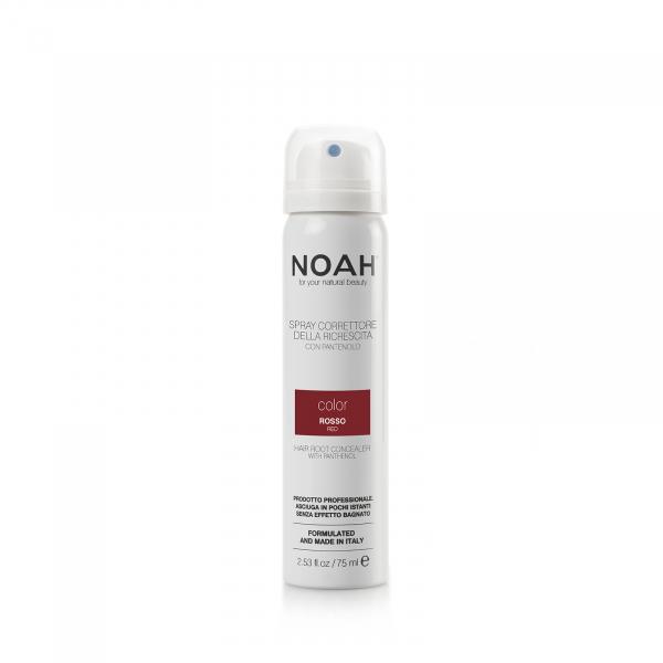 Spray corector cu vitamina B5 pentru acoperirea radacinii parului - ROSU, Noah, 75 ml [0]