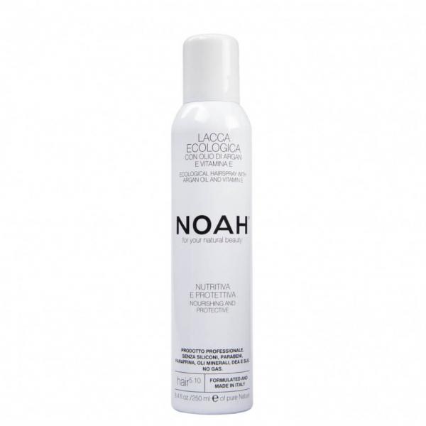 Spray fixativ ecologic cu Vitamina E (5.10), Noah, 250 ml 0