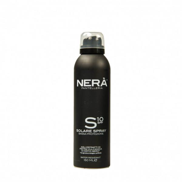 Spray pentru protectia solara low SPF 10, Nerà, 150 ml 0