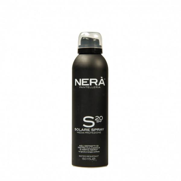 Spray pentru protectia solara medium SPF20, Nerà, 150 ml [0]