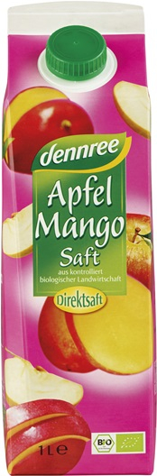 Suc de mere cu mango [0]