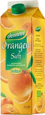 Suc de portocale ecologic 1L 0