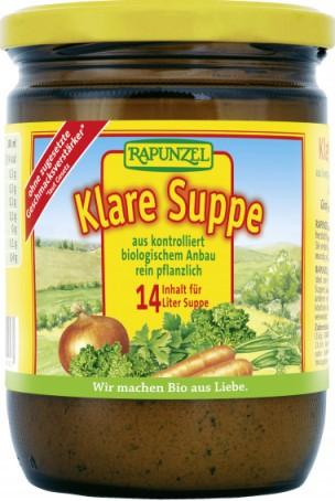 Supă clara bio [0]