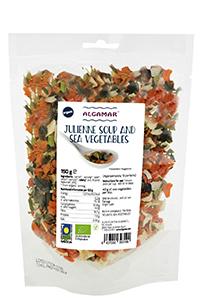Supa Julienne cu alge marine bio 150g 0