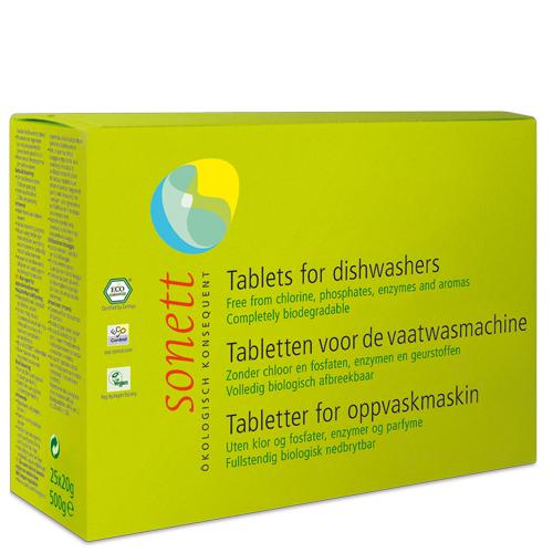 Tablete ecologice pt. masina de spalat vase 500g Sonett 0