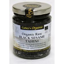Tahini din susan negru raw bio 250g 0