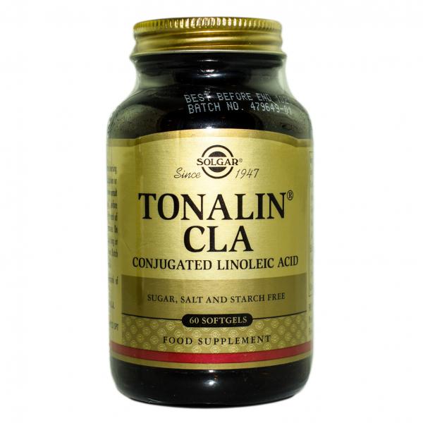 Tonalin CLA 1300mg capsule moi 60 cps SOLGAR 0