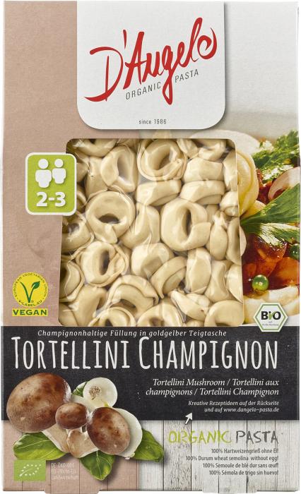 Tortellini cu umplutura de ciuperci [0]
