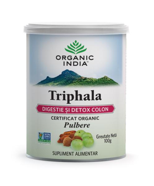 Triphala – Digestie și Curatare Colon [0]