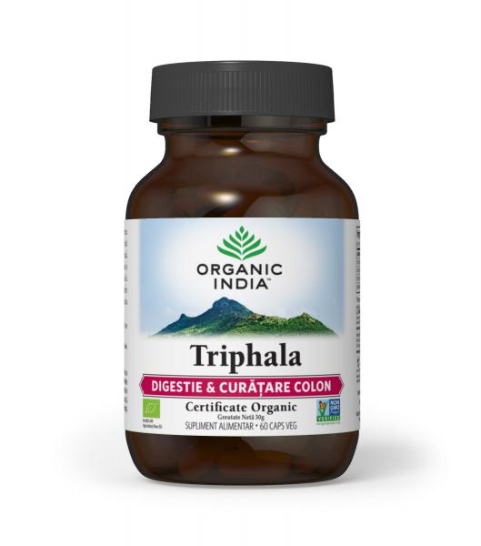 Triphala – Digestie și Curatare Colon 0
