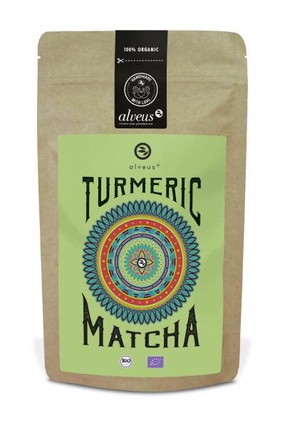 Turmeric BIO - Matcha 0