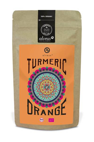 Turmeric BIO - Orange 0