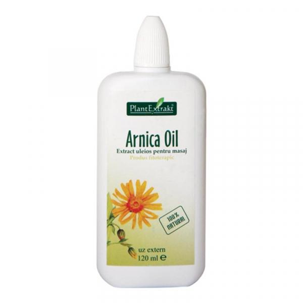 Arnica Oil, 120 ml, Plant Extrakt [0]