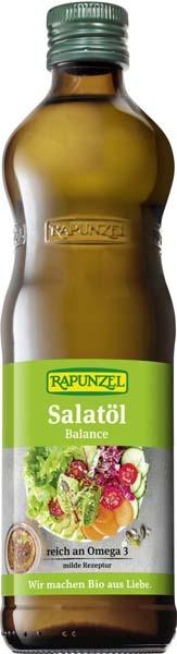 Ulei bio pentru salata Balance nativ 0