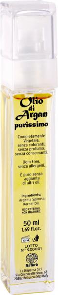 Ulei de argan BIO, 50 ml La Dispensa 1