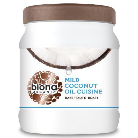 Ulei de cocos dezodorizat pentru gatit bio 800g 0