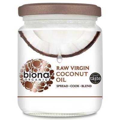 Ulei de cocos virgin 200g Biona 0