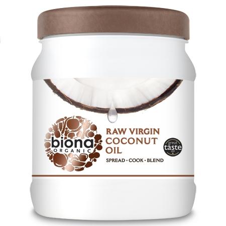 Ulei de cocos virgin 800g Biona 0