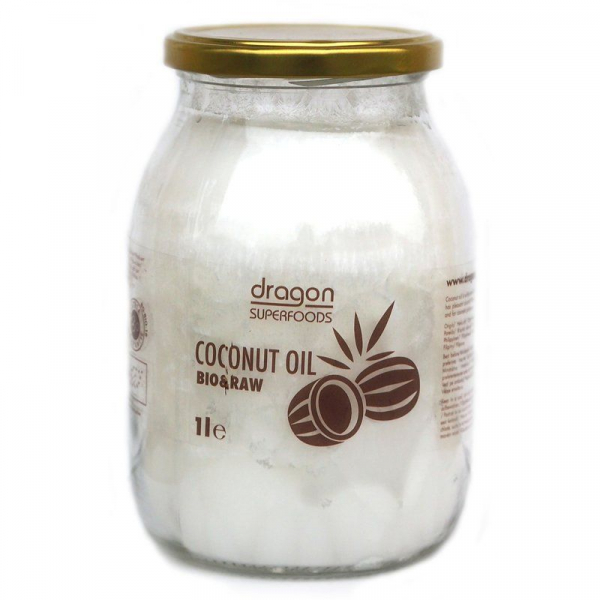 Ulei de cocos virgin bio 1 litru 0