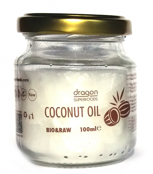 Ulei de cocos virgin eco 100ml DS 0