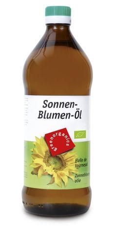 Ulei de floarea soarelui presat la rece bio 750ml 0