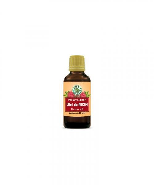Ulei de Ricin, 50 ml, Herbavit 0