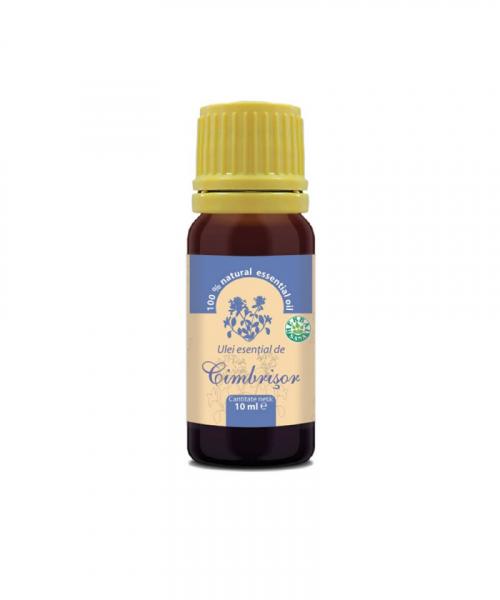 Ulei esential de Cimbrisor, 10 ml, Herbavit 0