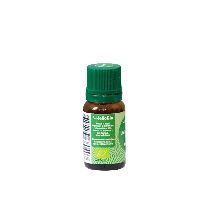 Ulei esential de menta de camp Bio, 10 ml [2]