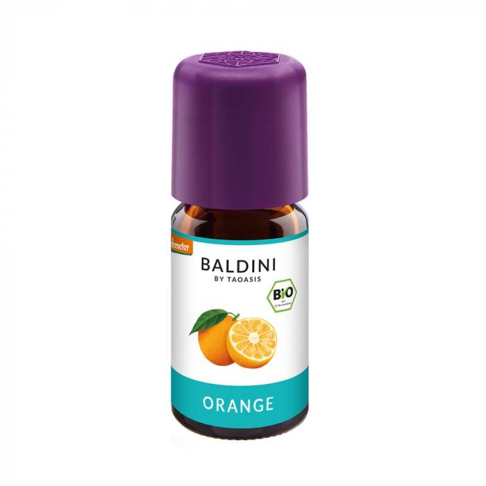 Ulei esential de portocala bio, alimentar [0]