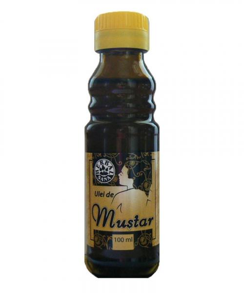 Ulei de mustar, 100 ml, Herbavit [0]