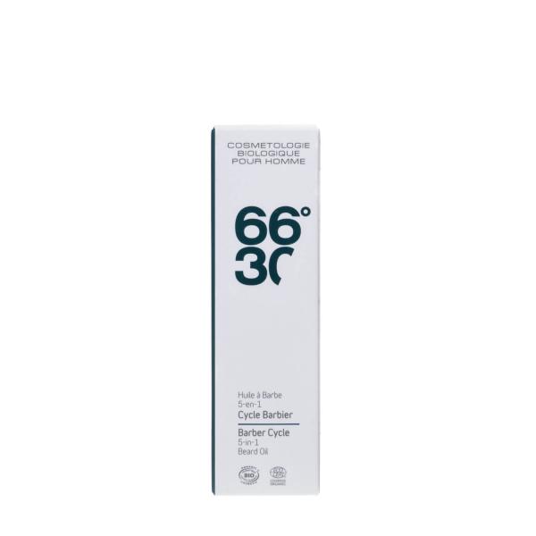 Ulei pentru barba 5-in-1 BIO, 66-30, 30 ml [2]