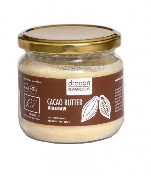 Unt de cacao raw bio 300g 0