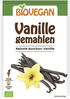 Vanilie Bourbon macinata FARA GLUTEN 0