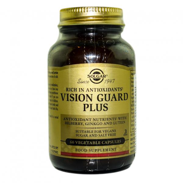 Vision Guard Plus, 60 capsule, Solgar 0