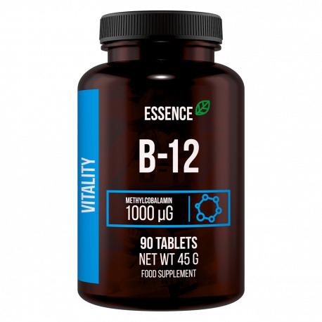Vitamina B12 90 tablete, Essence 0