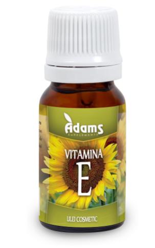 Vitamina E, 10 ml, Adams Vision [0]