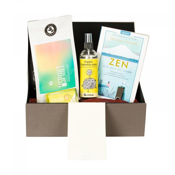 Yellow ZenBox 0