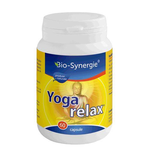 Yoga Relax, 60 , Bio-Synergie 0