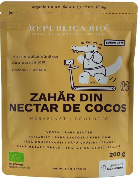 Zahar din nectar de cocos ecologic pur [0]