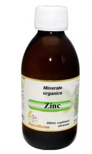 Zinc Organic, 200ml, Aghoras Invent 0